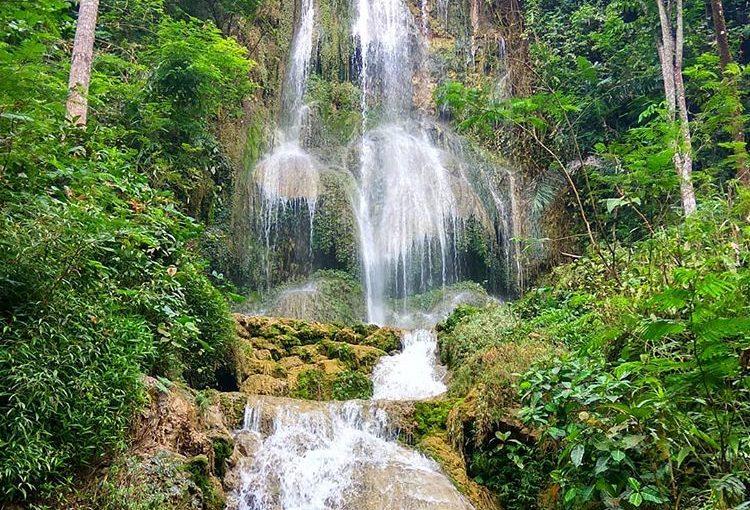 Kesegaran Wisata Jogja Curug Setawing, Air Terjun di Pegunungan Menoreh