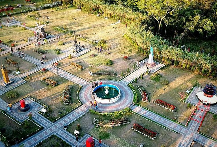 Keliling Dunia Ala Backpacker Ke Merapi Park Jogja
