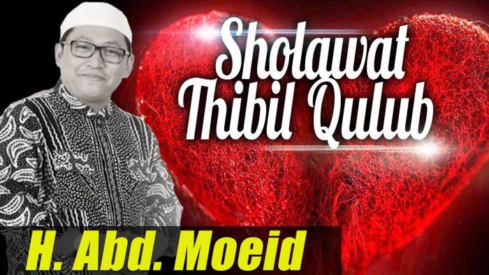 Sholawat Tibbil Qulub H. Abdul  Moeid